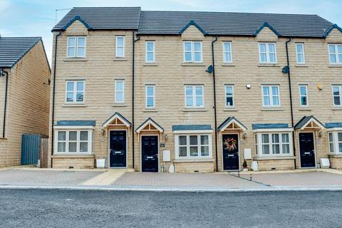 3 bedroom townhouse for sale - 19, Black Rock Court, Linthwaite, Huddersfield HD7 5ZD