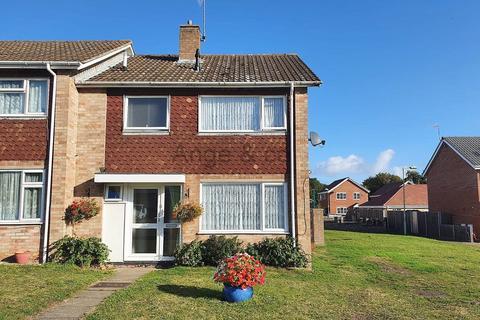 3 bedroom end of terrace house for sale - Walker Gardens, Wrentham, Beccles