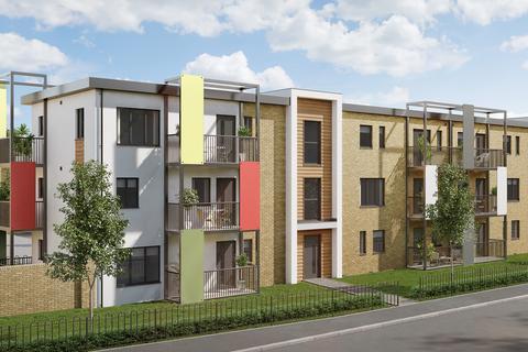 2 bedroom flat for sale - Plot 155, The Tudor Block F at Castellum Grange, Mason Road CO1