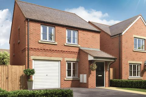 3 bedroom detached house for sale - Plot 128, The Dalby at Woodland Valley, Desborough Road NN14