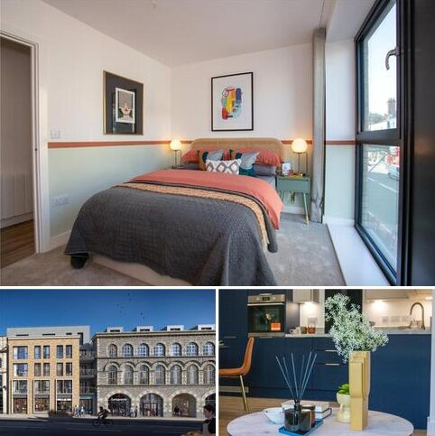 1 bedroom apartment for sale - The Carriageworks, Stokes Croft, Bristol, BS1
