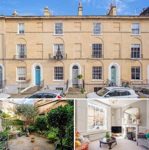 3 bedroom terraced house for sale - Daniel Street, Bath, BA2