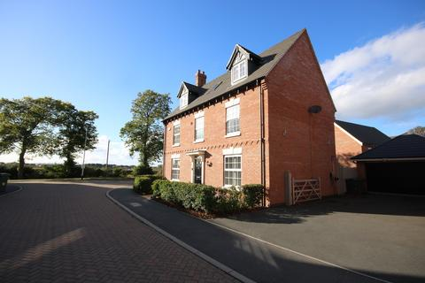 5 bedroom detached house for sale - Harebell Close, Queniborough