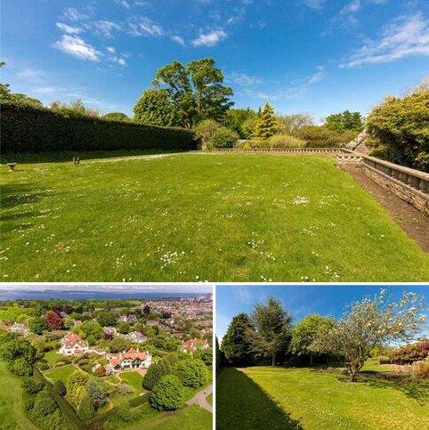 5 bedroom detached house for sale - The Garden House Plot, East Barnton Avenue, Barnton, Edinburgh, EH4