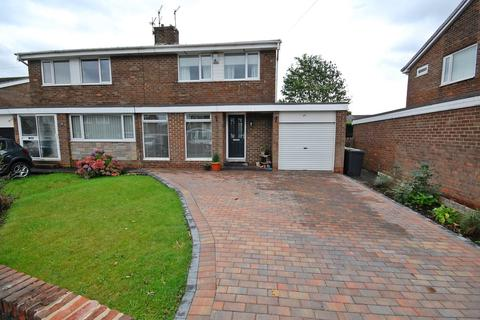 3 bedroom semi-detached house for sale - Rothbury Road, Newton Hall, Durham