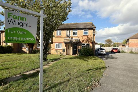2 bedroom end of terrace house for sale - Winston Close, Felixstowe IP11 2F