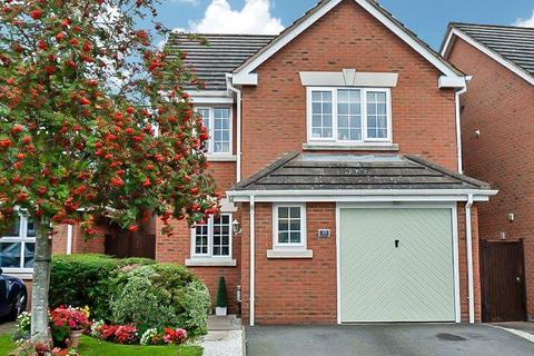 3 bedroom detached house for sale - Rickyard Close, Polesworth