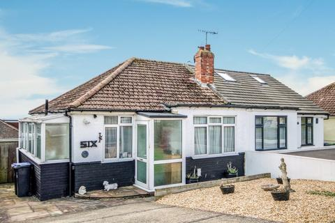 2 bedroom semi-detached bungalow for sale - Howard Road, Sompting, Lancing