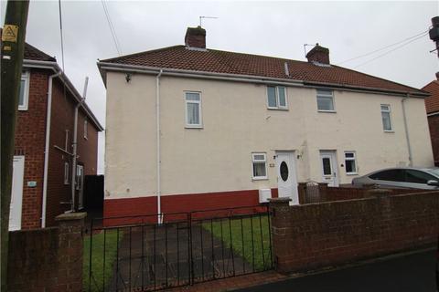 3 bedroom semi-detached house for sale - The Crescent, Sherburn Village, Durham, DH6