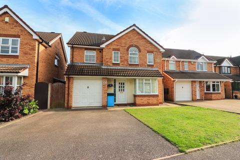4 bedroom detached house for sale - Selker Drive, Amington