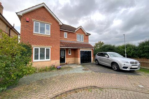 4 bedroom detached house for sale - Hobart Close, Waddington