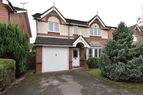 4 bedroom detached house to rent - Hereford Way, Middlewich