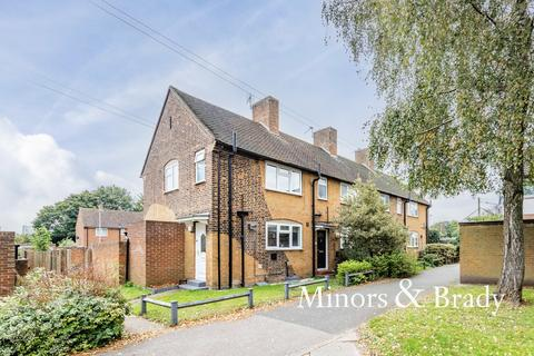 2 bedroom end of terrace house for sale - Spencer Road, Norwich