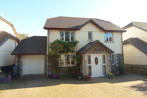 4 bedroom detached house for sale - Lowarth Close, Helston