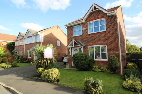 3 bedroom detached house for sale - Stocksgate, Norden, Rochdale