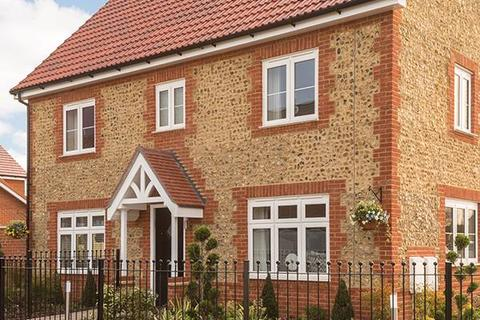 3 bedroom detached house for sale - Plot 99, Spruce at Yapton View, Drake Grove, Burndell Road, Yapton BN18