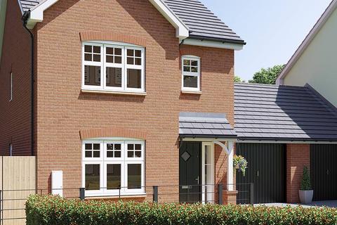 3 bedroom detached house for sale - Plot 23, Cypress at The Tors, Callington Road, Tavistock, Devon PL19