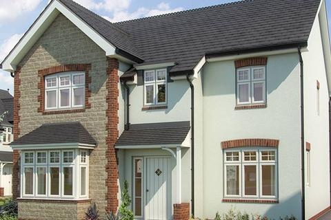 5 bedroom detached house for sale - Plot 20, Birch at The Tors, Callington Road, Tavistock, Devon PL19