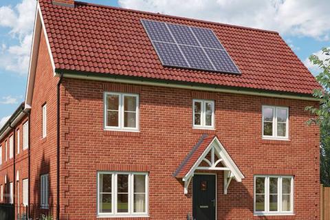 3 bedroom detached house for sale - Plot 244, Spruce at Stortford Fields, Hadham Road, Bishop's Stortford, Hertfordshire CM23