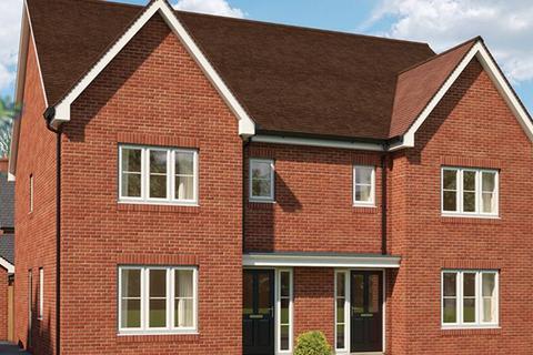 3 bedroom semi-detached house for sale - Plot 242, Cypress at Stortford Fields, Hadham Road, Bishop's Stortford, Hertfordshire CM23