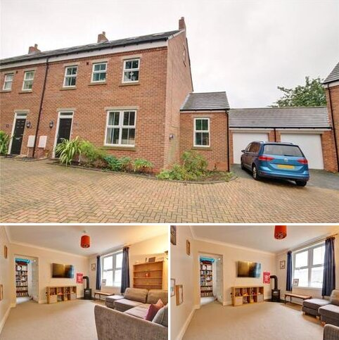 4 bedroom end of terrace house for sale - St Lukes Mews, Gilesgate, Durham, DH1
