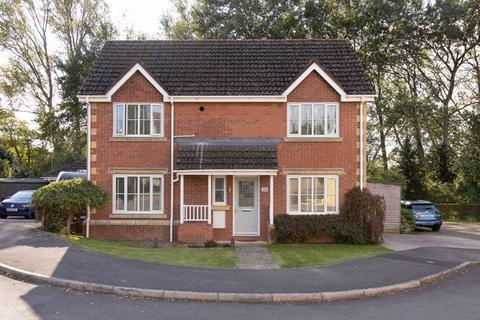 4 bedroom detached house for sale - Spring Meadows, Trowbridge