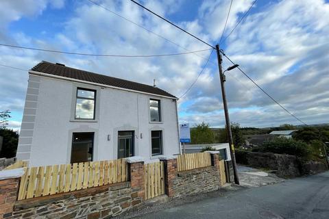 4 bedroom detached house for sale - Waverley Street, Clydach, Swansea