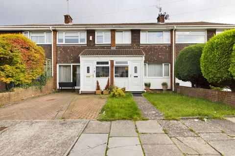 3 bedroom terraced house for sale - St Illtyds Close Dinas Powys CF64 4TZ