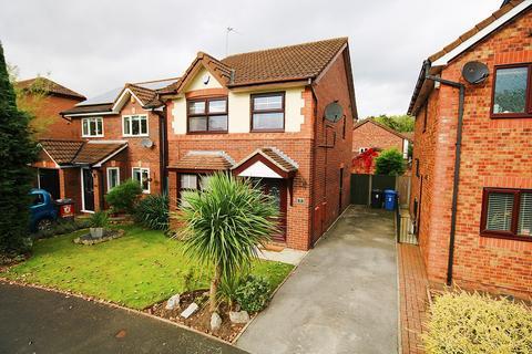 3 bedroom detached house for sale - Harrogate Close, Great Sankey, Warrington, WA5