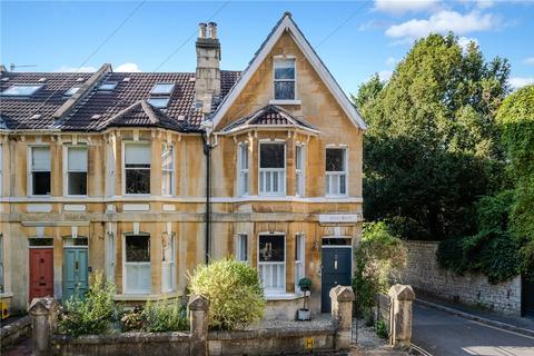 4 bedroom end of terrace house for sale - Daisy Bank, Bath, BA2