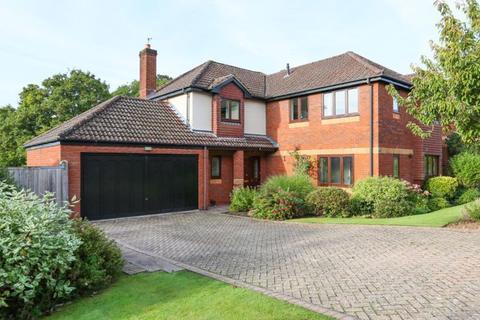 5 bedroom detached house for sale - Glenavon Park, Sneyd Park
