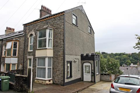 5 bedroom end of terrace house for sale - The Crescent, Bangor, Gwynedd, LL57