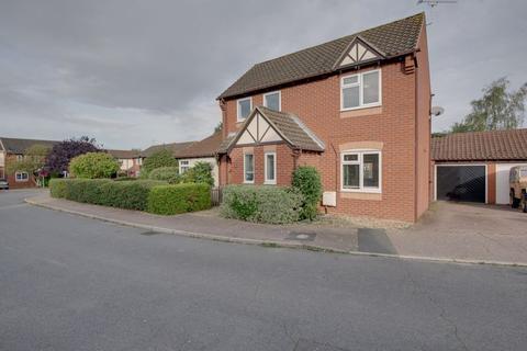 3 bedroom semi-detached house for sale - Greenways Crescent, Bury St. Edmunds
