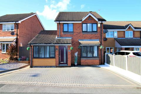 4 bedroom detached house for sale - Hatton Gardens, Nuthall, Nottingham, NG16