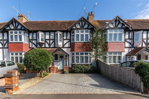 3 bedroom terraced house for sale - Balcombe Avenue, Worthing, West Sussex, BN14 7RS