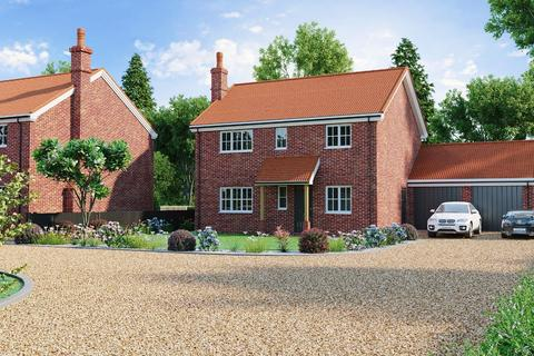 4 bedroom detached house for sale - Letton Road, Shipdham, Thetford