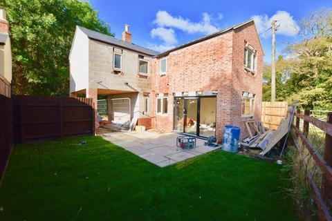 4 bedroom detached house for sale - Wing Road, Manton, Oakham