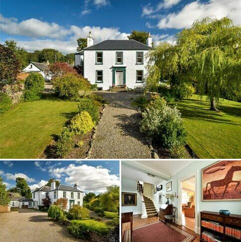 6 bedroom detached house for sale - Rosebank House, 42 Balmoral Road, Rattray, Blairgowrie, PH10