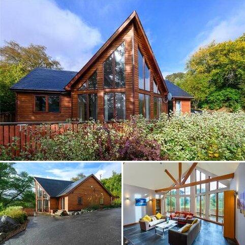 4 bedroom detached house for sale - Clachan Talladh, Bridge Of Gaur, PH17