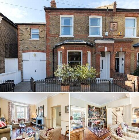 4 bedroom semi-detached house for sale - Henning Street, London, SW11