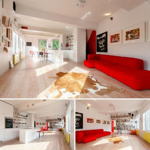 4 bedroom maisonette to rent - Dove Row, London, E2