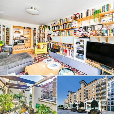 2 bedroom apartment for sale - Dolphin House, Smugglers Way, London, SW18