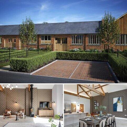 3 bedroom terraced house for sale - Loyd Barn, Old Works Yard, Ardington, Wantage, Oxfordshire, OX12