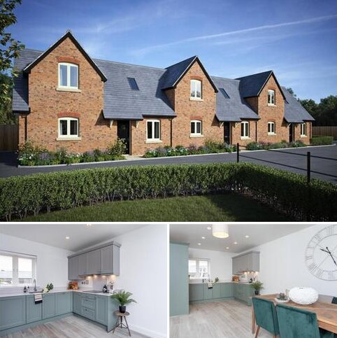 2 bedroom terraced house for sale - Letcombe Cottage, Old Works Yard, Ardington, Wantage, Oxfordshire, OX12
