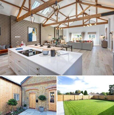 5 bedroom end of terrace house for sale - Lockinge Barn, Old Works Yard, Ardington, Wantage, Oxfordshire, OX12