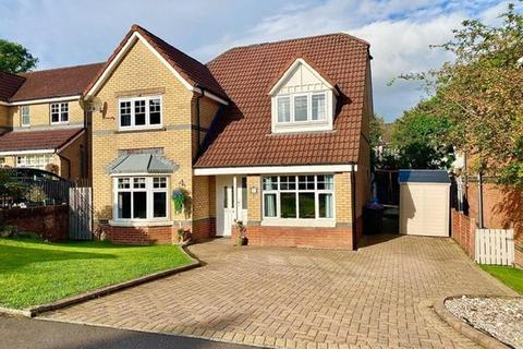 4 bedroom detached villa for sale - Maple Drive, Ayr