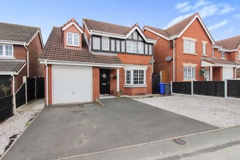 4 bedroom detached house for sale - Chillington Way, Norton Heights, ST6 8GJ