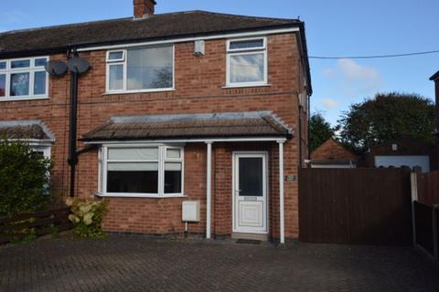 3 bedroom semi-detached house for sale - Brockhurst Avenue, Burbage