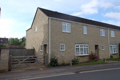 3 bedroom end of terrace house for sale - Lyne Road KIDLINGTON