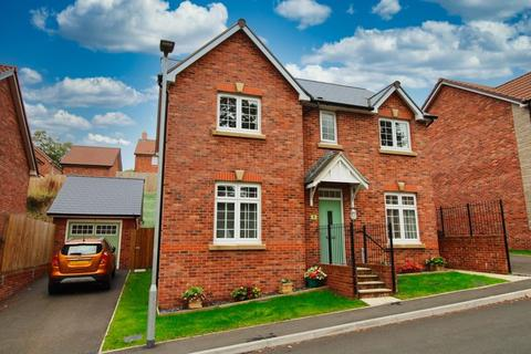 4 bedroom detached house for sale - Clos Y Pinwydd, Abergavenny